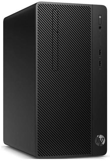 HP DES 460, Free DOS, Intel Core i3, Intel Core i3-7100T (3.4 GHz, 3 MB cache, 2 cores), 3,40 GHz, Intel H270, 1x 8 GB, DDR4, 2400 MHz, nVIDIA GeForce, NVIDIA GeForce GTX 1050 (2 GB GDDR5 dedicated), HDD, 1000 GB, DVD±RW, 10/100/1000 6BA36EA
