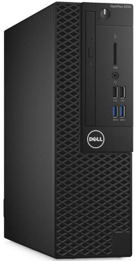 DELL OptiPlex 3050 SF i3-7100 4GB 128GB SSD DVDRW /V Win10Pro64bit 3yr NBD DES05863
