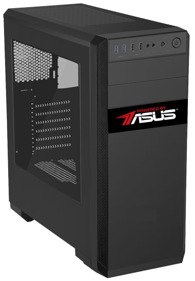 POWERED BY ASUS Gaming 1 Intel core i5-9400 16GB 240GB SSD 3TB HDD