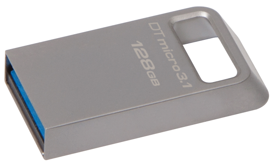 FlashDrive Kingston 128GB DataTraveler Micro USB 3.1 flash DTMC3/128GB srebrni
