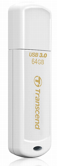 FlashDrive Transcend 64GB TS64GJF730 USB JetFlash 730, USB3.0, White